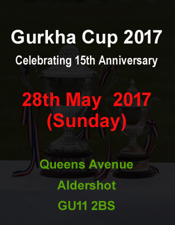 Gurkha Cup 2017   On  28th  May 2017 (Sunday)